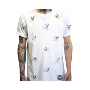Fransk Bulldog t-shirt
