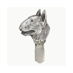 Bull Terrier clip til udstilling