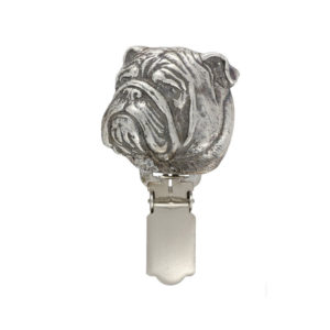 Engelsk Bulldog clip til udstilling