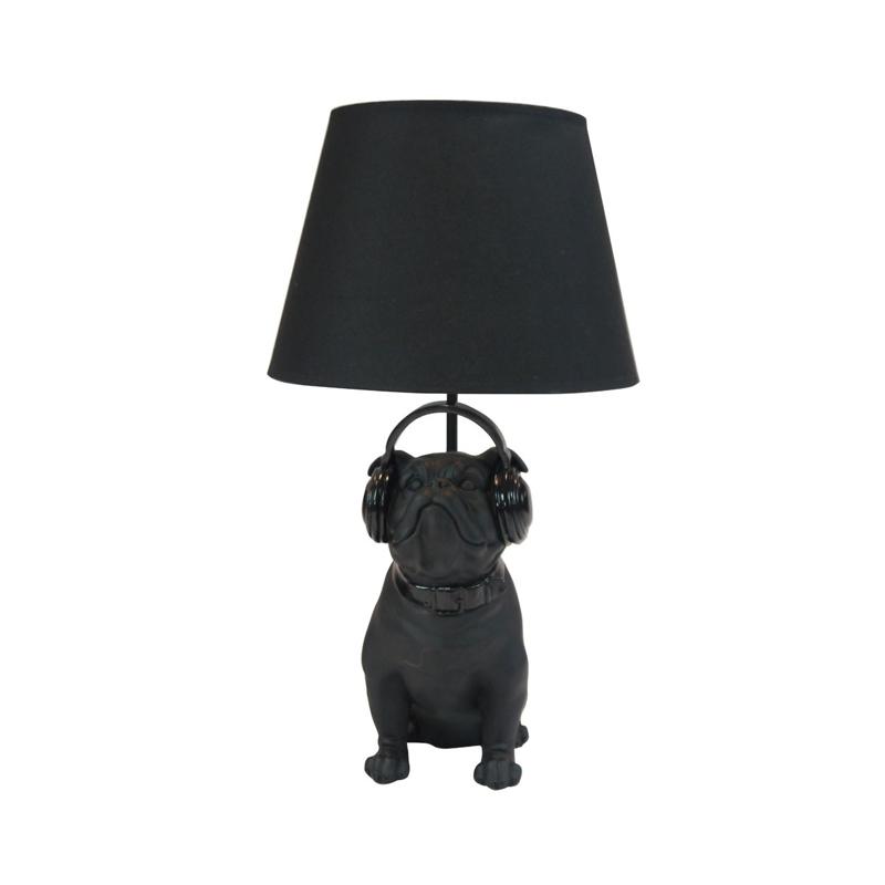 Fransk Bulldog lampe