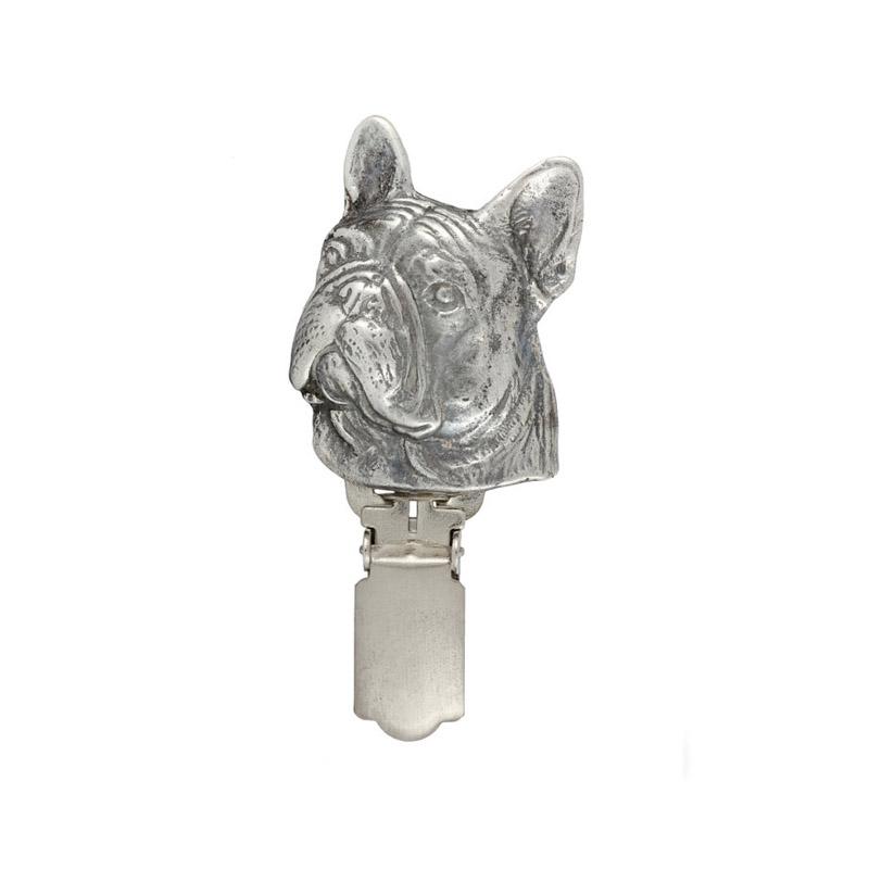 Fransk Bulldog clip til udstilling