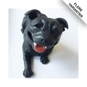 Staffordshire Bullterrier Figur