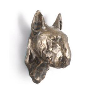 Bull Terrier Hoved