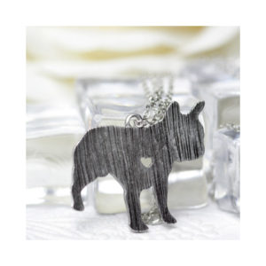 Fransk Bulldog halskæde