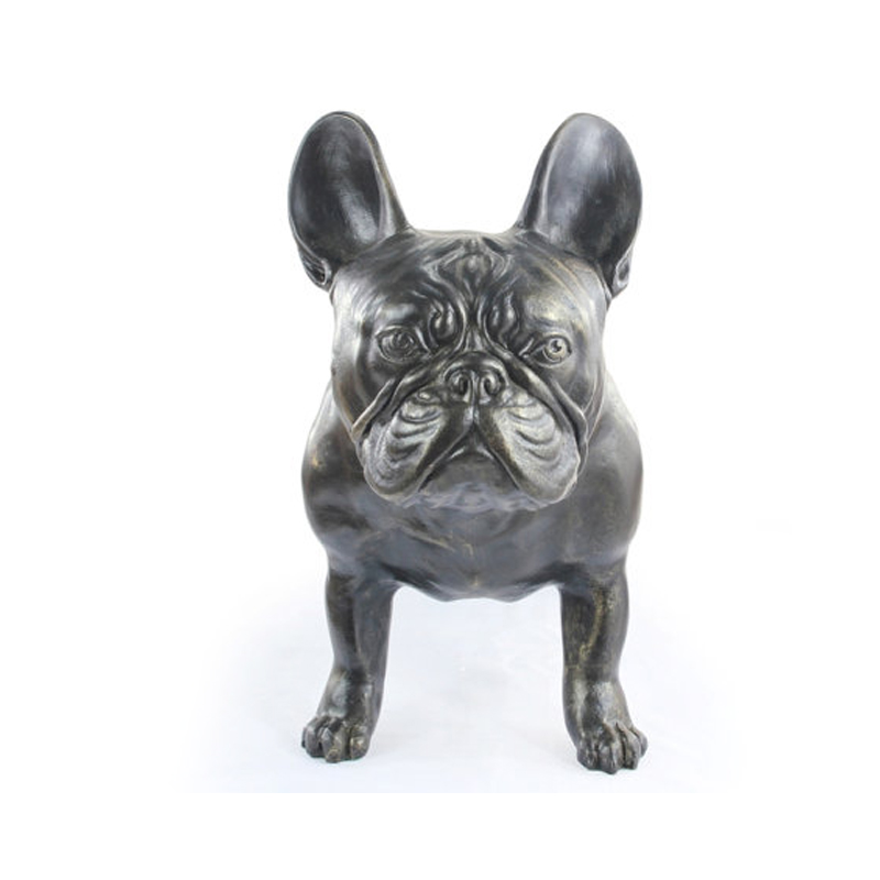 Fransk Bulldog Figur Gigant