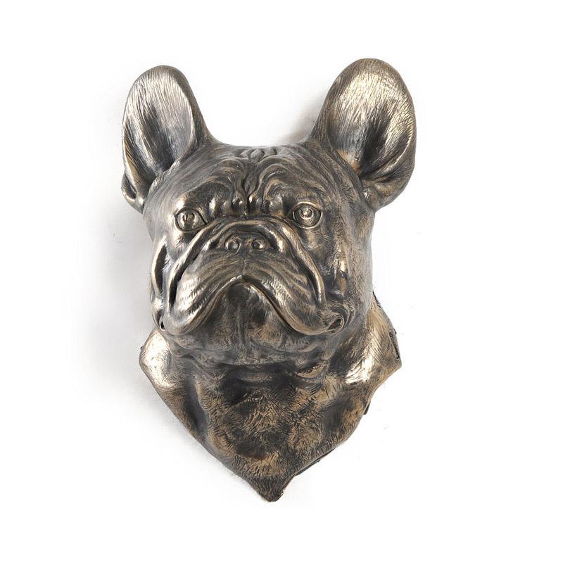 Fransk Bulldog hoved