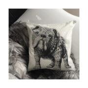 Engelsk Bulldog pude_5_00041