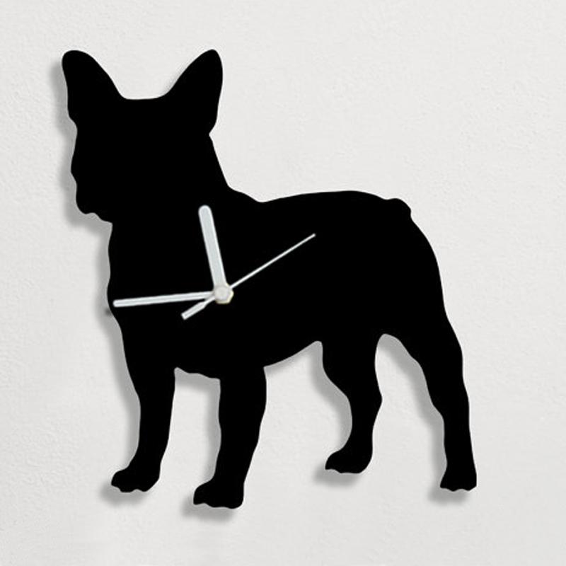 Fransk Bulldog ur