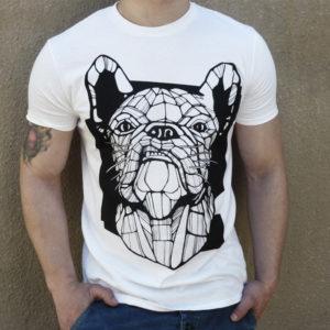 Fransk Bulldog herre t-shirt