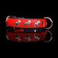 Fransk Bulldog halsbånd Rød